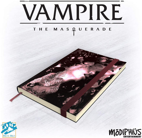 Vampire: The Masquerade - Official Notebook