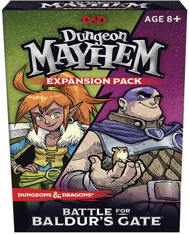 Dungeon Mayhem - Battle for Baldur's Gate