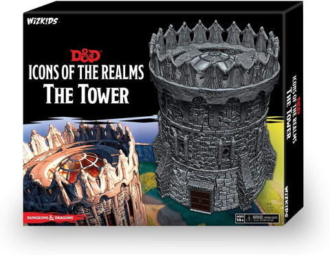 Icons of the Realms - The Tower