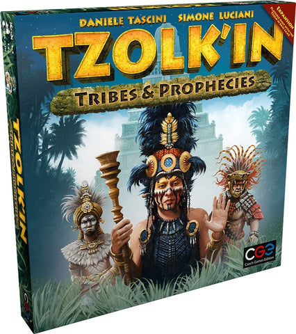 Tzolk'in: The Mayan Calendar - Tribes and Prophecies