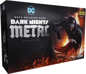 DC Comics: Deck-Building Game: #5 Dark Nights Metal (stand alone or expansion)