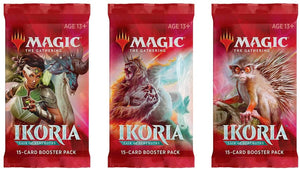Magic: the Gathering - Ikoria: Lair of Behemoths - Booster Pack