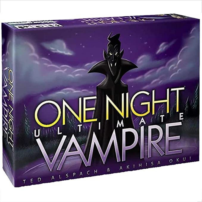 One Night: Ultimate Vampire (stand alone or expansion)