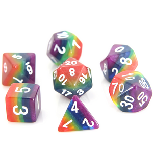 RPG Set - Rainbow