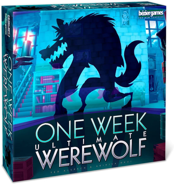 One Week: Ultimate Werewolf