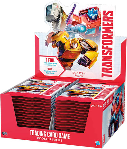 Transformers: TCG - Booster Display (30)