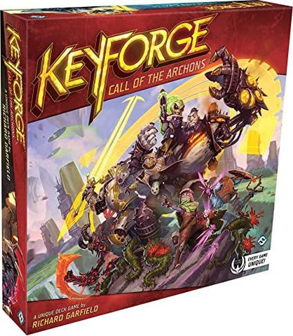 Keyforge: Call of the Archons - Two-Player Starter