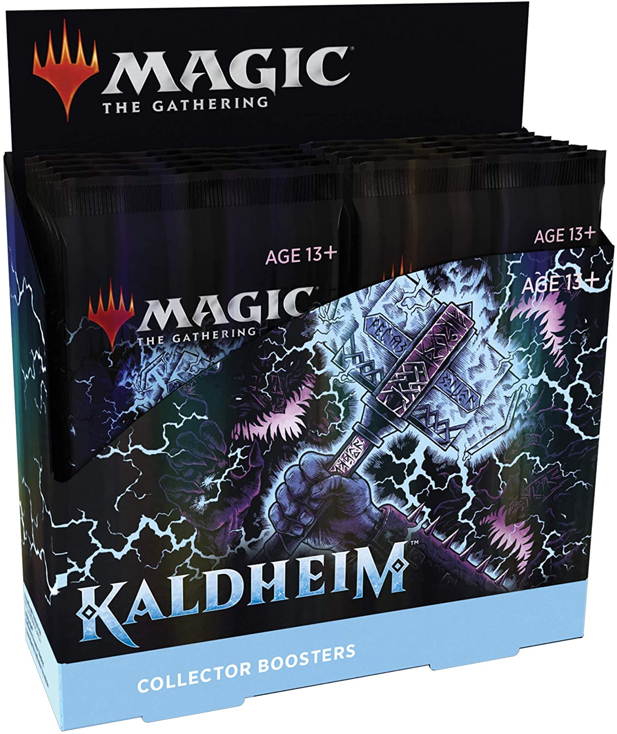 Magic: the Gathering - Kaldheim - Collector Booster Display (12)
