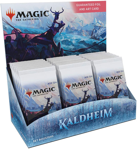 Magic: the Gathering - Kaldheim - Set Booster Display (30)