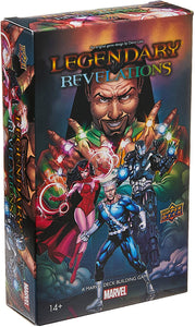 Legendary Deck-Building Game: Marvel - Revelations