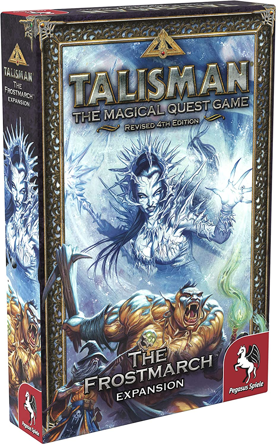 Talisman - The Frostmarch