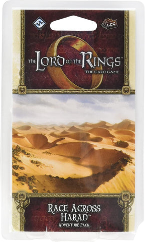 Lord of the Rings: LCG - Race Across Harad