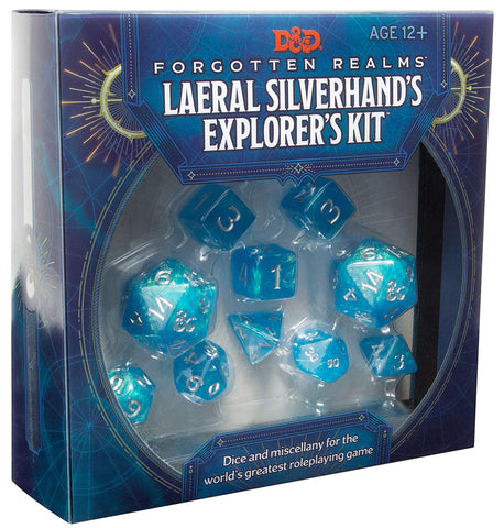 Forgotten Realms - Laeral Silverhands Explorers Kit
