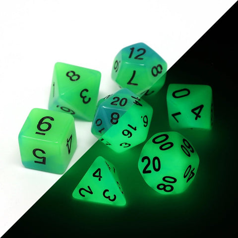 RPG Set: Glow-in-the-Dark - Driftglobe