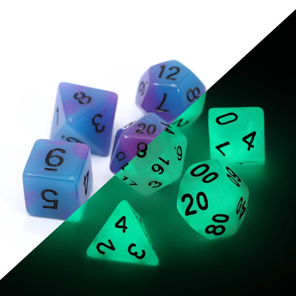 RPG Set: Glow-in-the-Dark - Eldritch Blast