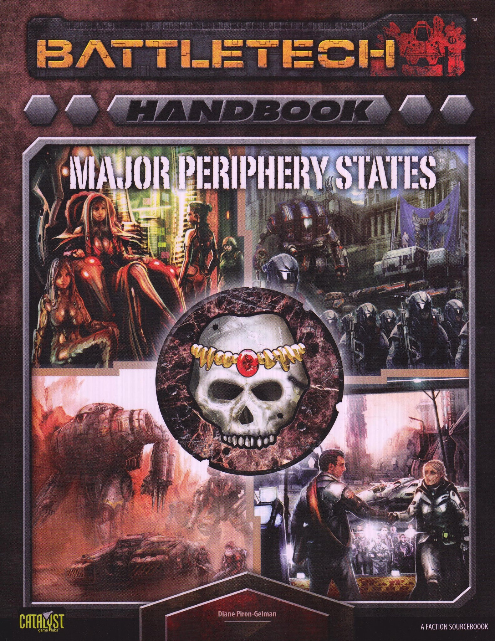 BattleTech - Major Periphery States