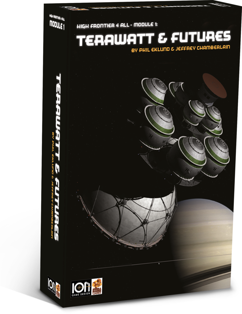 High Frontier 4 All - Module 1: Terawatt & Futures