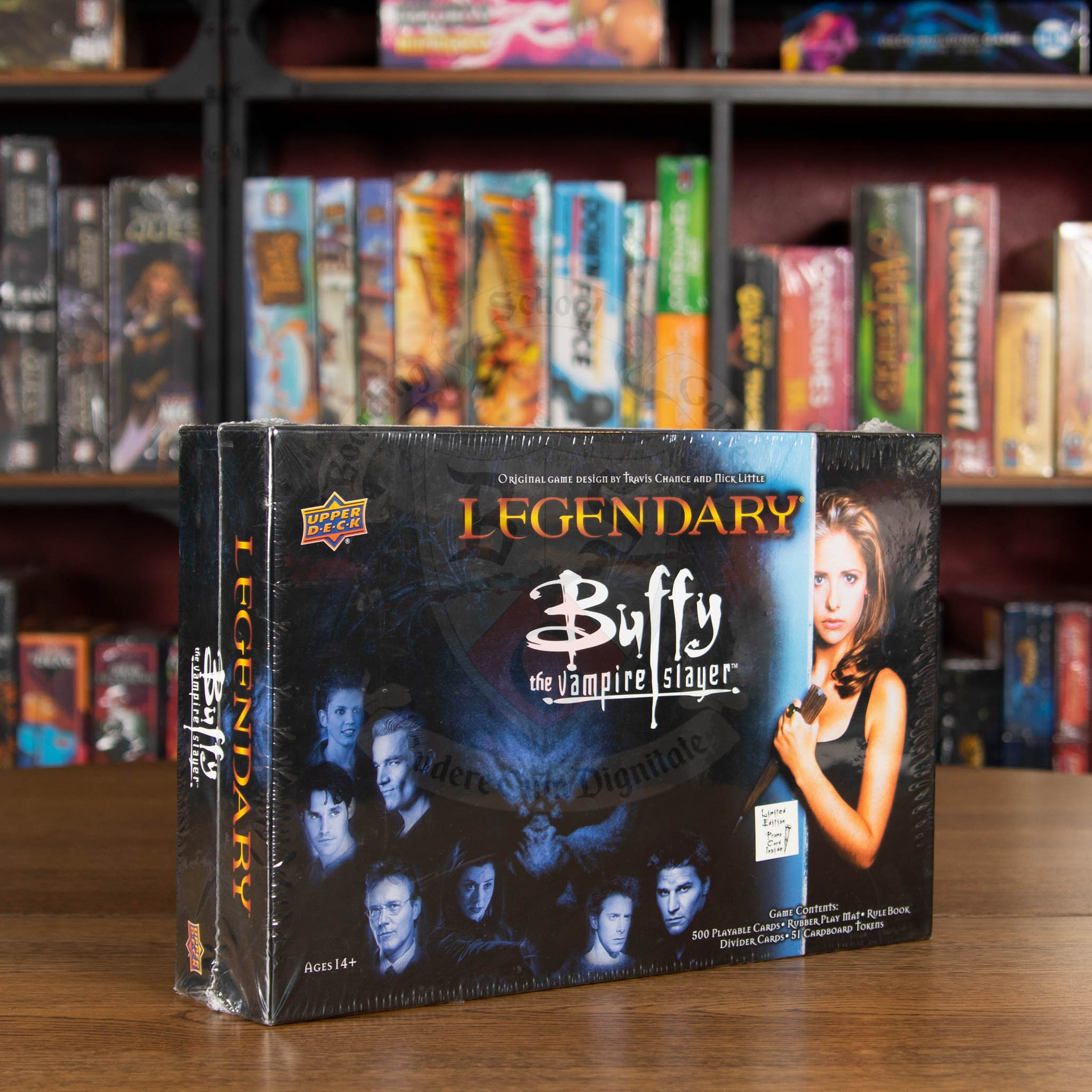 Legendary Deck-Building Game: Buffy the Vampire Slayer (stand alone)