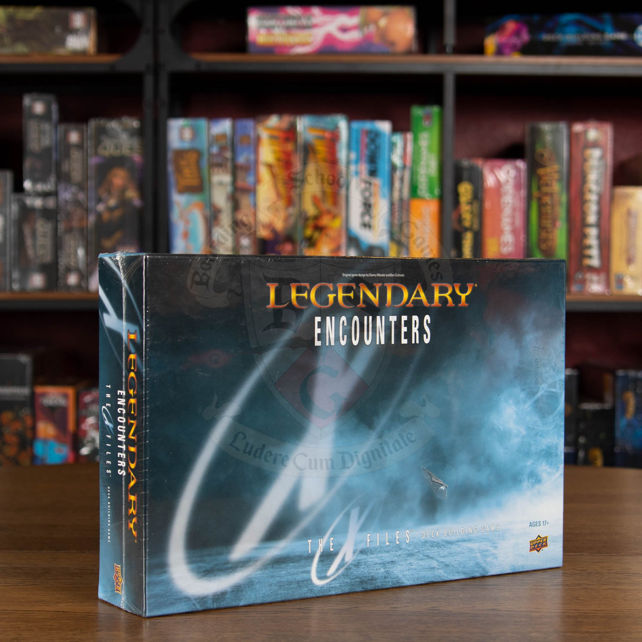 Legendary Encounters Deck-Building Game: The X-Files