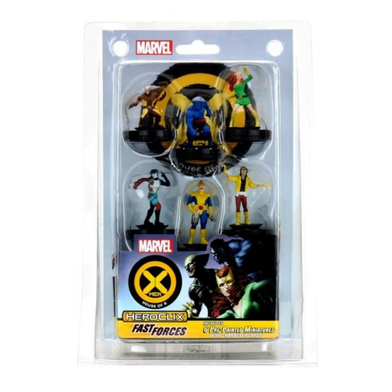 Marvel HeroClix - X-Men: House of X - Fast Forces