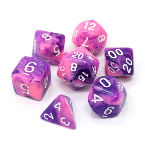 RPG Set - Purple Whirlwind