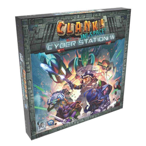 Clank!: In! Space! - Cyber Station 11