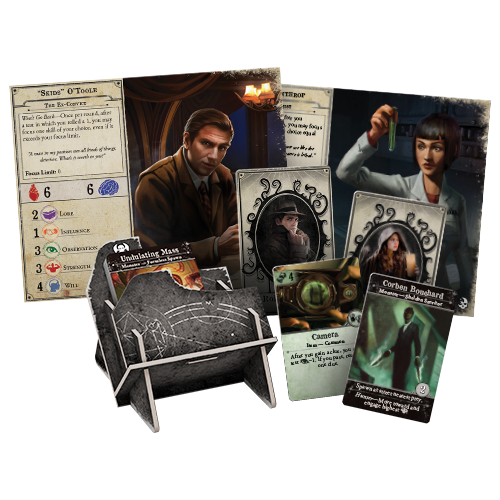 Arkham Horror - The Dead of Night