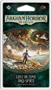 Arkham Horror: LCG - Lost in Time and Space