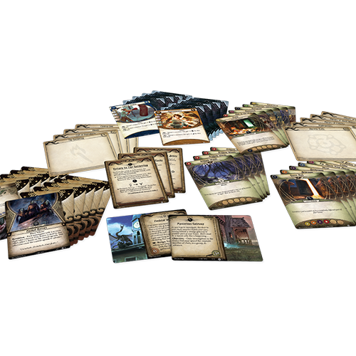 Arkham Horror: LCG - Return to the Night of the Zealot