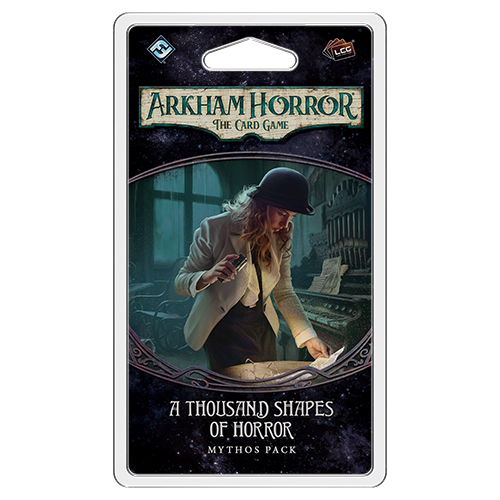Arkham Horror: LCG - A Thousand Shapes of Horror