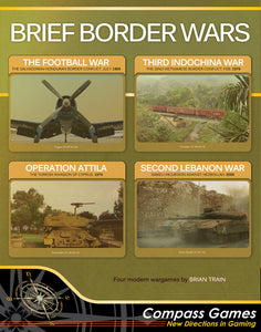 Brief Borders War
