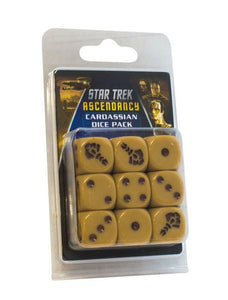 Star Trek: Ascendancy - Cardassian Dice