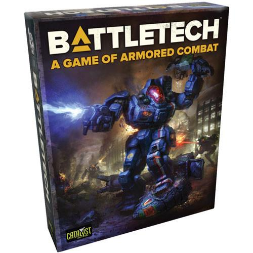 BattleTech: The Game of Armored Combat