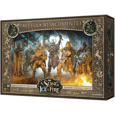 A Song of Ice & Fire - Free Folk Attachments #1
