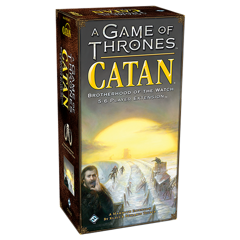 Catan: A Game of Thrones - 5-6 Player