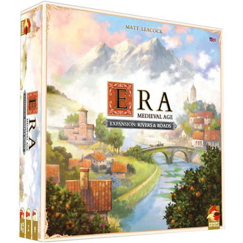 Era: Medieval Age - Rivers and Roads
