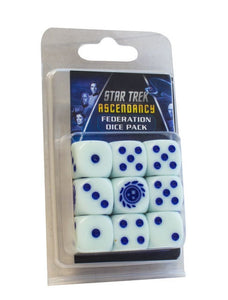 Star Trek: Ascendancy - Federation Dice