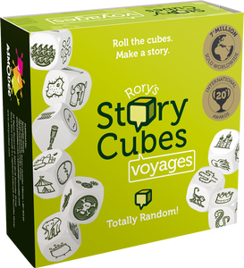Rory's Story Cubes: Voyages (Box)