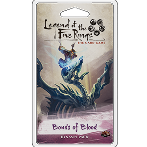 Legend of the Five Rings: LCG - Bonds of Blood