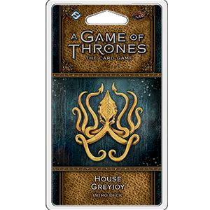 A Game of Thrones: LCG 2nd Edition - House Greyjoy Deck