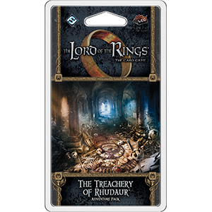 Lord of the Rings: LCG - The Treachery of Rhudaur