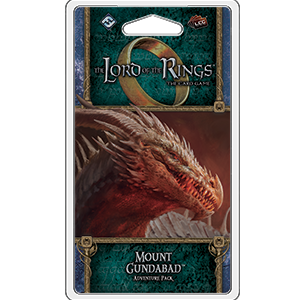 Lord of the Rings: LCG - Mount Gundabad