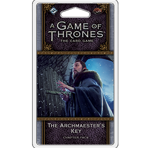 A Game of Thrones: LCG 2nd Edition - The Archmaester's Key