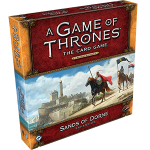 A Game of Thrones: LCG 2nd Edition - The Sands of Dorne