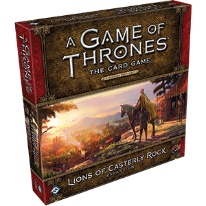 A Game of Thrones: LCG 2nd Edition - Lions of Casterly Rock