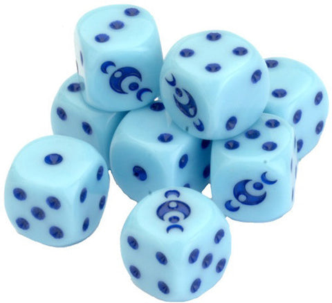 Star Trek: Ascendancy - Andorian Dice