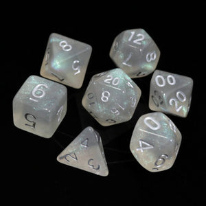 RPG Set - Glacial Moonstone w/ Silver