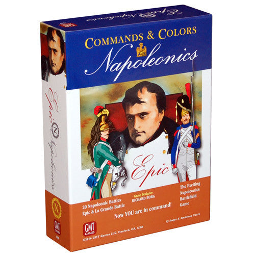 Commands & Colors: Napoleonics - Epic