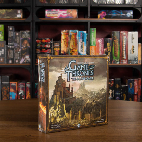 A Game of Thrones: The Board Game - 2nd Edition