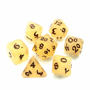 RPG Set - Honey Dice